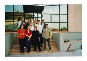Anno 2001 Scuola di Etica  ed Economia Verona