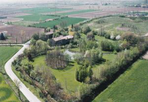 Il parco giardino della tenuta S.Apollonio