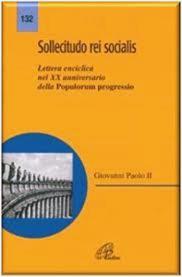 Sollecitudo rei socialis (1987)